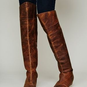 EUC Free People + Faryl Robin Day to night boot